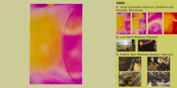 concurso naranja 2000