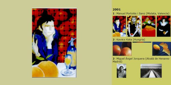 concurso naranja 2001