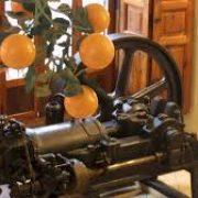 maquinaria antigua naranjera
